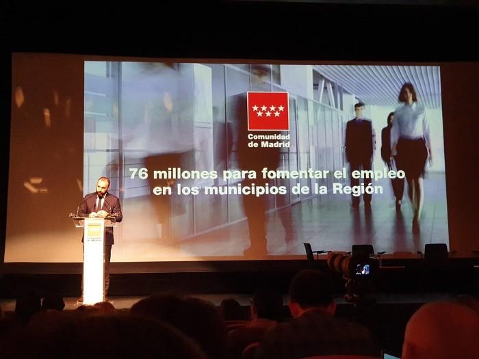 Montejo de la Sierra participa en el programa de la Comunidad de Madrid de Fomento al Empleo