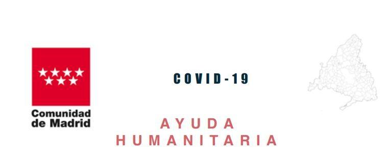 Ofrecer Ayuda Humanitaria COVID-19