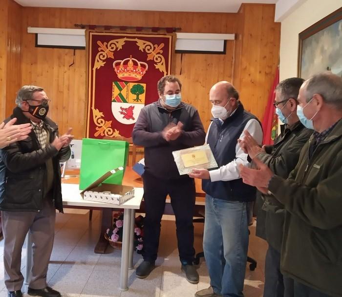 Homenaje D. Ramón Larrea 👨⚕️