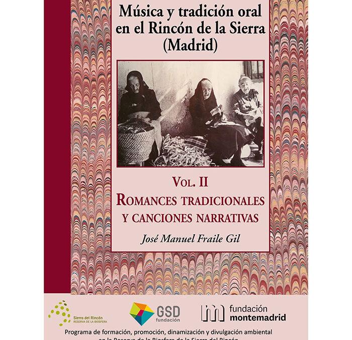 Ya a la venta, Romances Tradicionales y Canciones Narrativas Vol. II
