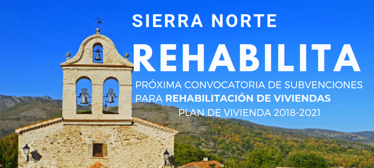 Plan De Rehabilitación Sierra Norte